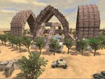 The Arches of Bagdad D_UK