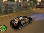 Gta Sa Dodge Charger Police Car (v1.0)