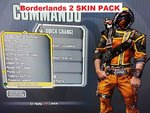 Skins de classes et de voitures
