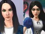Sims : Alice - Madness Returns