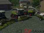 Pack CLAAS Jaguar 890