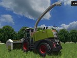 Véhicules : CLAAS Jaguar 980 + Direct Disc 520