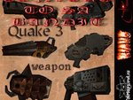 Quake 3 Weapons