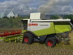 Moissonneuse : CLAAS Lexion 580 Dirty skin Edit
